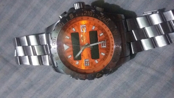 Relógio Breitling 1884 Cronometer Sea. Wolf Officially Certi