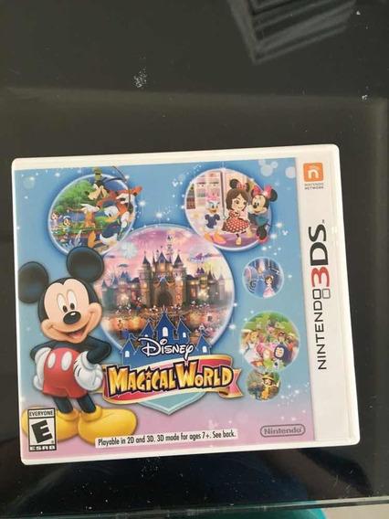 Disney Magical World 3ds Seminovo