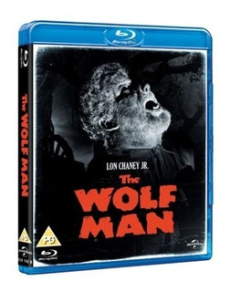 The Wolf Man 1941 Blu Ray Nuevo Importado En Stock
