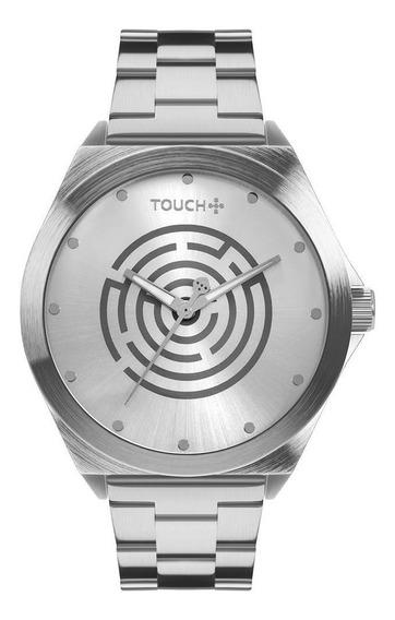 Relógio Touch Masculino Escape Prata Tw2035ldi/4k