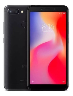 Celular Xiaomi Redmi 6 64gb 4gb Ram Original Global+película