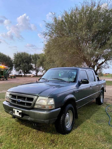 Ford Ranger 2.8 Xl I Dc 4x2 Plus 2004