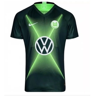 Camisa Wolfsburg 2019 Nike Oficial - 12x S/juros
