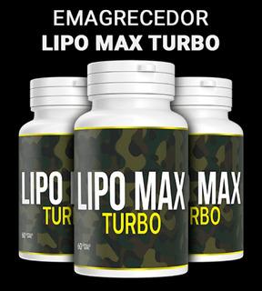 Lipo Max Turbo O Unico Emagreçedor Natural Que Funciona
