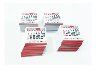 1500 Mini Bloco Calendário Para Imã Geladeira 5x5 Artesanato