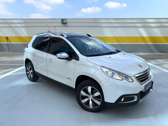 Peugeot 2008 1.6 16v Griffe Flex Aut. - 2016 - Revisado