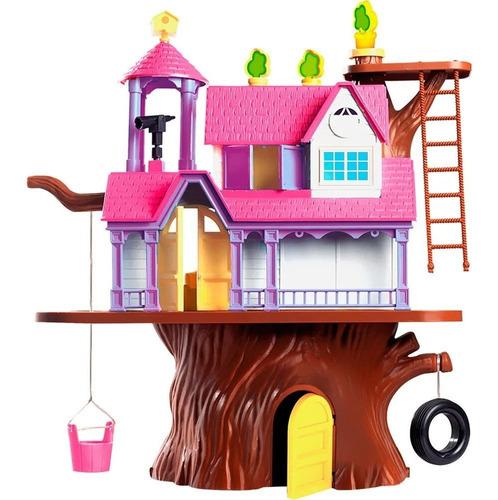 Brinquedo Casa Na Arvore - Casinha Infantil Homeplay Xplast