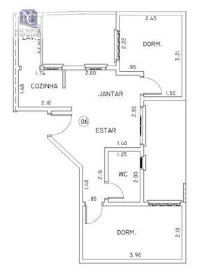Cobertura Com 2 Dormitórios À Venda, 94 M² Por R$ 220.000 - Jardim Santo André - Santo André/sp - Co2078