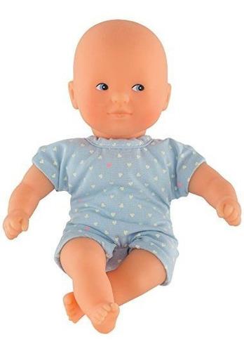 Corolle Mon Premier Poupon Mini Calin Sky Toy Baby Doll Pink
