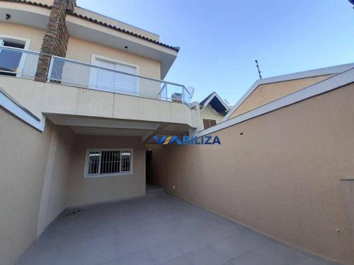 Imagem 1 de 12 de Sobrado À Venda, 156 M² Por R$ 899.000,00 - Vila Augusta - Guarulhos/sp - So0828