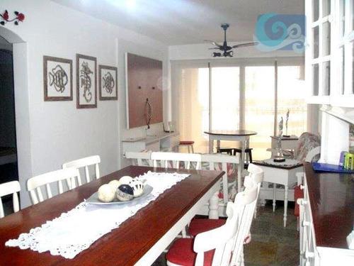 Imagem 1 de 7 de Apartamento À Venda - Praia Da Enseada  Guarujá. - Ap4151