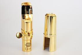 Boquilha Selmer S80 Metal Para Sax Alto N°7