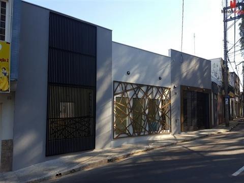 Sorocaba - Salão Comercial - Centro - 42510