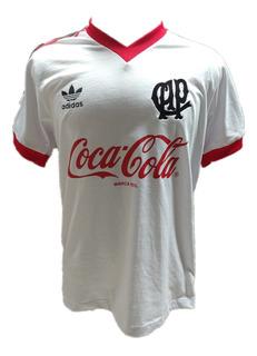 Camisa Atlético-pr Retrô 1989 / Branca