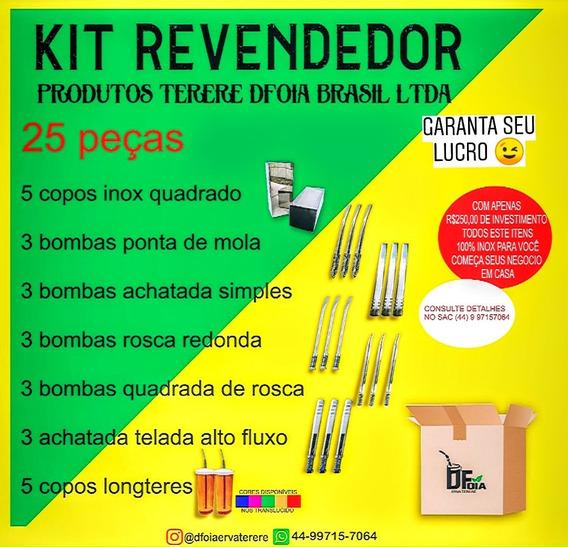 Kit Revenda Tereré