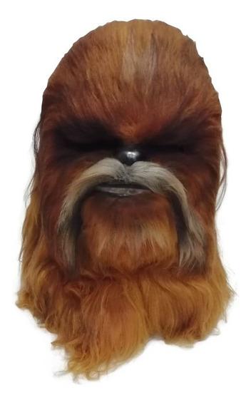 Starwars Chewbacca Mascara Replica Disfraz Halloween