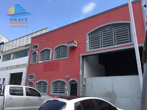 Barracão Para Alugar, 400 M² Por R$ 5.000/mês - Jardim Do Trevo - Campinas/sp - Ba0110