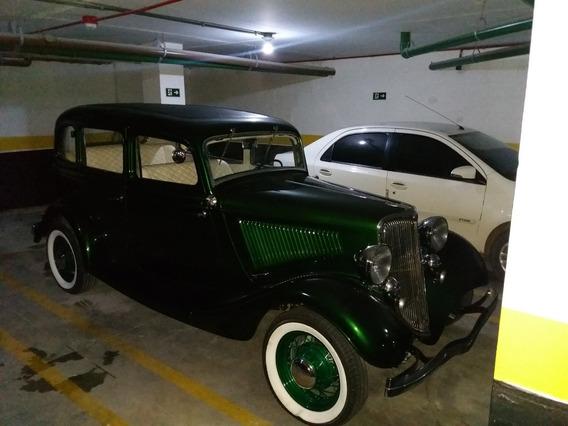 Ford 1934 V8 302