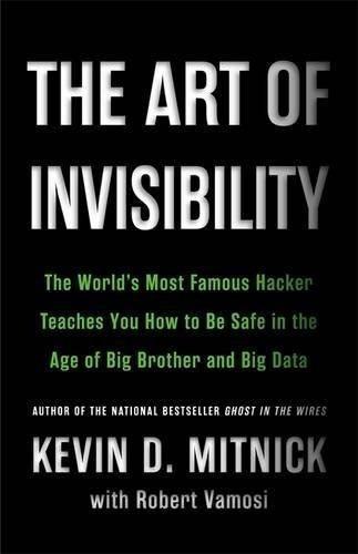 Libro The Art Of Invisibility: The World