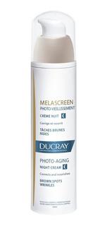 Ducray Melascreen Fotoenvejecimiento Crema De Noche X50ml