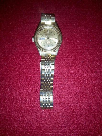 Antigo Relógio Seiko Automático Feminino Funcion N: 8803326