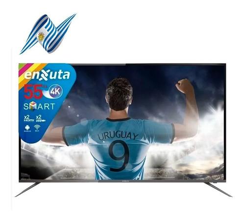 Ff Televisor Led Smart Tv 55 Pulgadas Enxuta Full Hd 4k Rusi