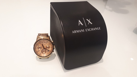 Relógio Armani Exchange Rose