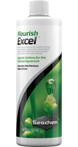Nutrientes Para Plantas De Acuario Flourish Excel 500ml