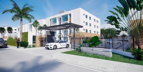 Apartamentos En Planos En Padre Las Casas, Santiago Wpa35 C