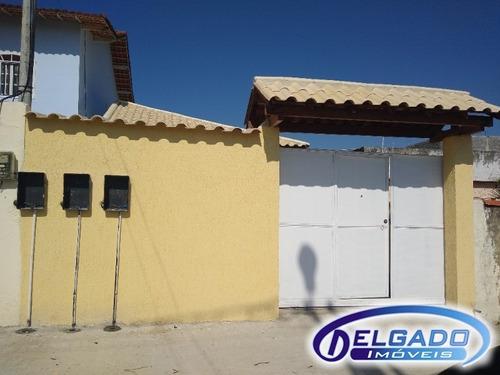 Imagem 1 de 13 de Casa Com 1 Quarto Em Jardim Novo Horizonte - Manilha - 140 - 69539304