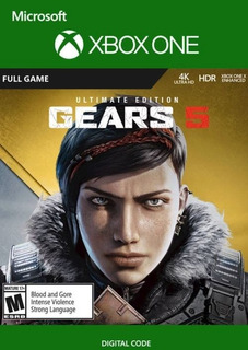 Gears Of War 5 Ultimate Edition Xbox One