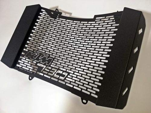 Accesorio De Radiador  Ktm Duke 790 (envío Gratis) Negro