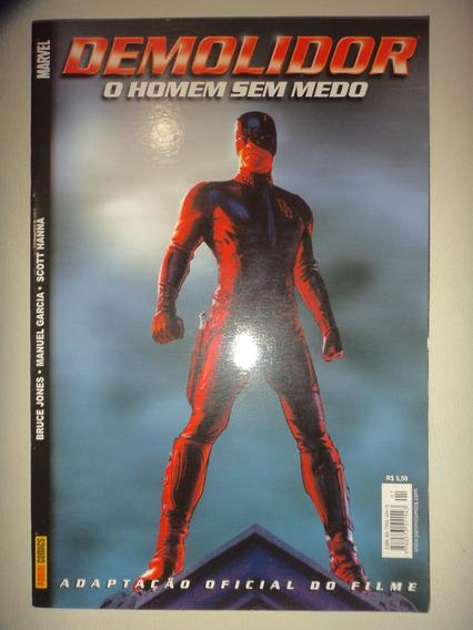 Demolidor Adaptacao Oficial Do Filme Panini 2003 Excelente