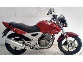 Moto Twister 2006 Vermelha