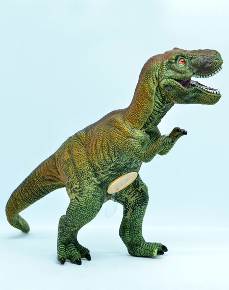 Dinossauro De Brinquedo Tiranossauro Rex De 40cm Emite Som