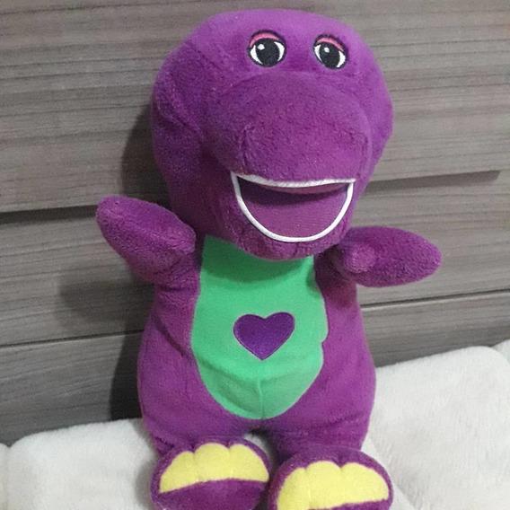 Barney (discovery Kids), Canta Em Português *leia Descrição