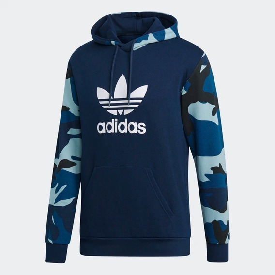 Sudadera adidas Con Gorro Camouflage