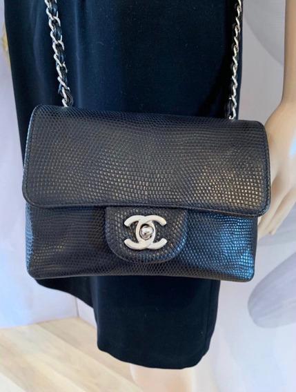 Chanel Bolsa Original 100% Crossbody Excelente Estado