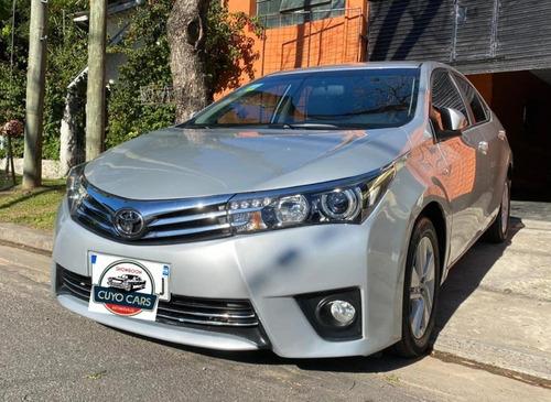 Toyota Corola 2016