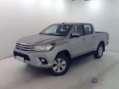 Toyota Hilux 2.8 Tdi D/c Srv 4x4 At6 2018