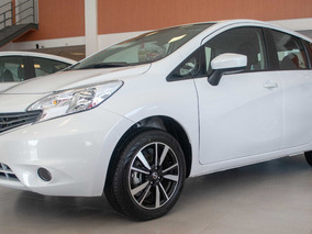 Nissan Note 1.6 Sr Cvt 0km Bonificado Entrega Inmediata