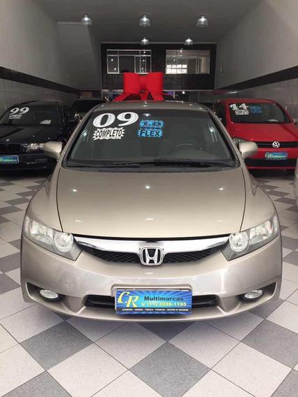 Honda Civic 1.8 Lxs Flex 4p 2009