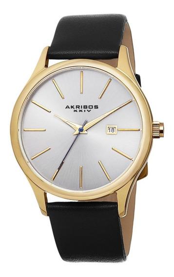 Akribos Xxiv Ak618 Reloj Caballero, Analogo, Por Kronocity