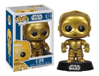 Funko Pop C-3po Star Wars - 15% Off