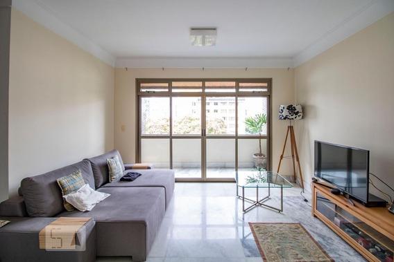 Apartamento No 4º Andar Mobiliado Com 4 Dormitórios E 3 Garagens - Id: 892975173 - 275173