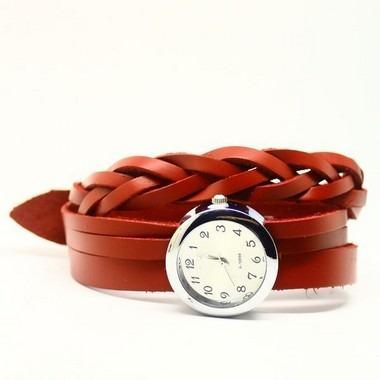 Relógio Feminino Ripe Marrom Pronta Entrega
