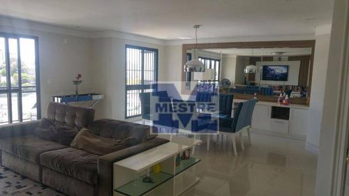 Imagem 1 de 13 de Apartamento Com 3 Dormitórios À Venda, 179 M² Por R$ 1.080.000,02 - Vila Moreira - Guarulhos/sp - Ap1063