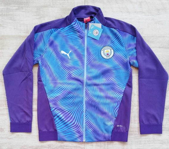 Campera Man City 18/19 S