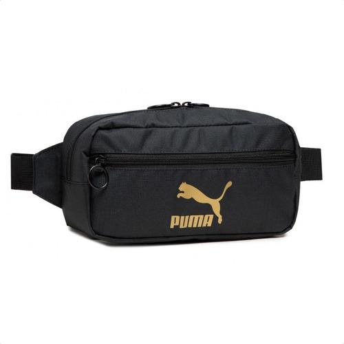 Imagen 1 de 5 de Riñonera Puma Originals Urban Waist Bag Casual Moda Urbano