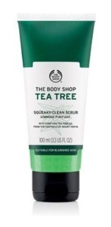 Esfoliante Tee Tree